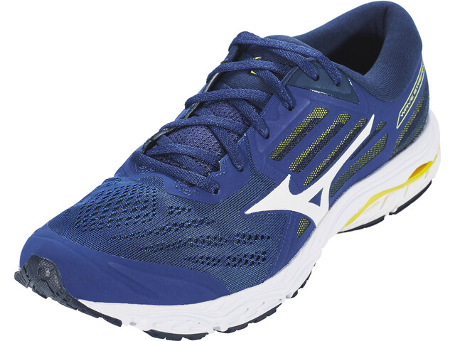 Mizuno Wave Stream 2 Running Shoes Men, estate blue/white/dress bluees